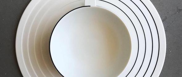 形式与实用并存的超薄陶瓷器物 | Bokyung.Minsoo陶艺工作室