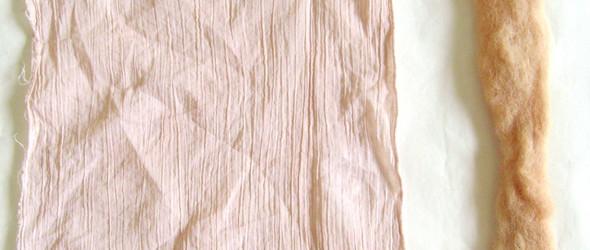 草木染染色项目之:山竹果皮染色教程