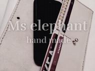 原色植鞣皮简洁长款皮夹纯手工定制