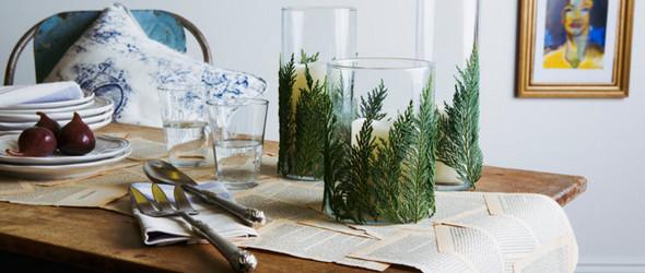 家居灯饰DIY教程:DIY一个绿意盎然的玻璃防风烛台&玻璃灯饰教程