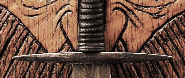 六翼天使之剑:刀匠David DelaGardelle和手工打造的复古宝剑
