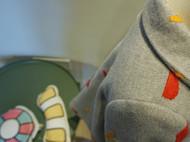 【冬季孤品】女童羊毛呢子大衣