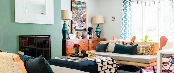 为喜欢的生活而活:Diane和Niles Rath夫妇用双手一步步打造出理想中的家
