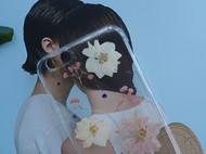 Creative Amazing 白色櫻花系列iPhone手機殼