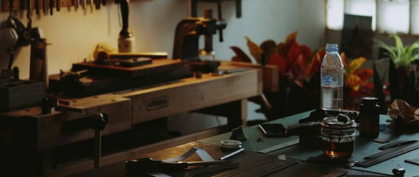 全球手工皮革匠人工作室(工作台)一览,你的工作室属于哪一种?