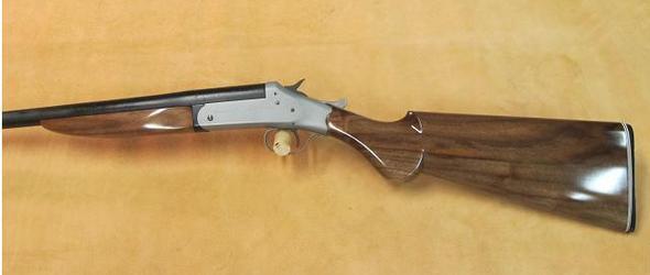 旧猎枪的新生,非常详细的翻新猎枪过程(Park 1)