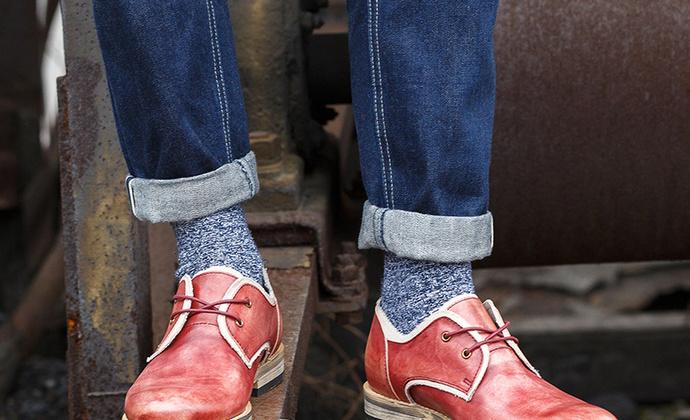 英伦风夏季系带休闲复古男士潮流皮鞋