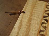 木质拼料笔记本