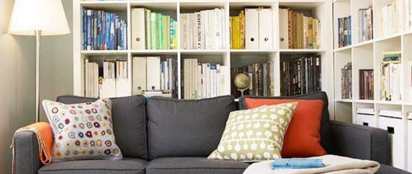 书房整理术——Declutter Your Bookshelves