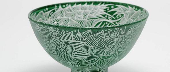 玻璃里的自然 | 日本玻璃作家山崎葉/山崎叶作品选集