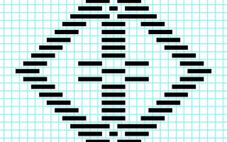 刺子绣(小巾绣)基础知识和刺绣教程第五篇:刺子绣常见图案