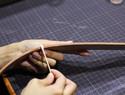 马缰革皮带DIY手工制作教程
