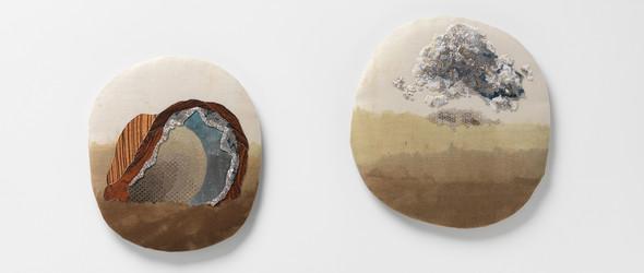 混合媒介与纺织艺术的混搭 - 澳大利亚艺术家Sera Waters作品赏析