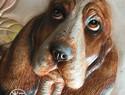 皮塑皮雕动物毛发雕刻上色教程