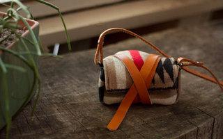 羊毛相机包DIY教程