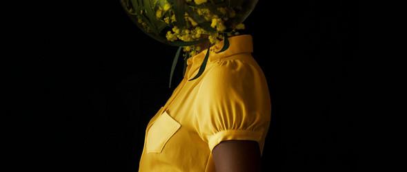 """自然之""""脸""""   西班牙摄影师 Fares Micue 的独特自拍照"""