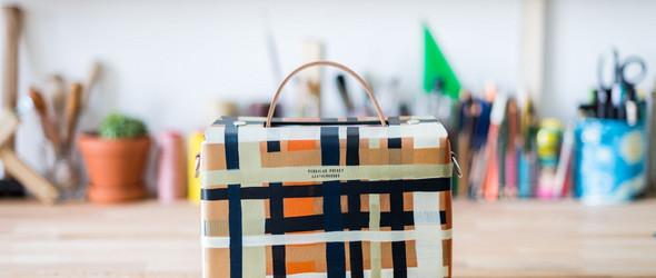 迷彩的包袋设计和人生 - 手工包袋品牌 Pendular Pocket 制作过程与迷彩包袋