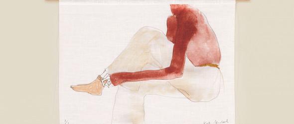 沉重的女性思考,她以时尚的混合媒介来表达 | Kat Macleod