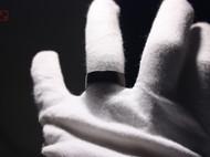 紫光檀黑檀戒指