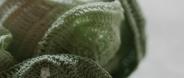 清新淡雅的手工钩编蔬菜和花卉:日本钩针艺术家竹村徇子(JungJung)访谈