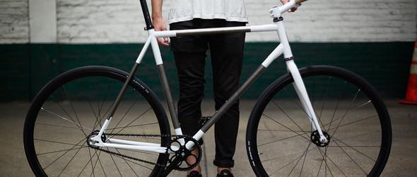 Trophy Bike奖杯改装自行车 by Rapt Studio工作室