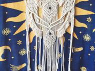 【原创】新做了一个挂毯,给它起名叫<桂冠>