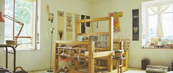 法国设计师 Chloe Chagnaud 与La Torna 纺织工作室