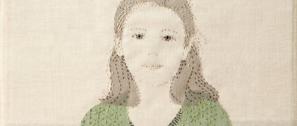 从概念到创造 | 英国纺织艺术家 Emily Jo Gibbs 细腻而精致的纺织拼贴画
