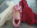 羊毛毡鞋制作教程:使用湿毡技法制作波点羊毛毡家居鞋diy教程