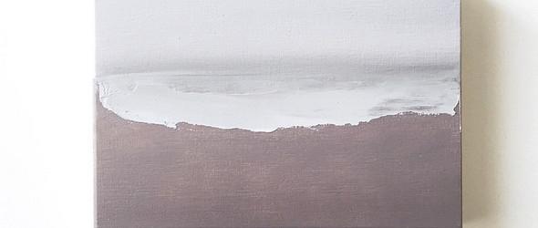 诗意的风景画 - 艺术家Katte Geneta的插画精选集