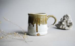 新出咖啡杯~【倒影】~接受定制