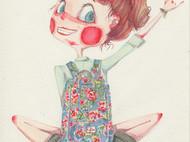 我的衣橱系列插画
