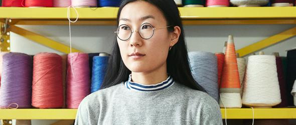 大胆的色彩与明快的图案:设计师 Annie Larson与 ALL Knitwear 针织工作室