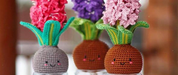 超卖萌超可爱的钩编毛线玩偶 | Granny's Crochet Hook