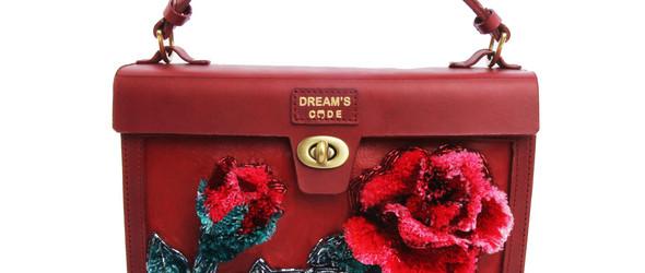 独特皮雕,老绣与英国风情 - 英国手工皮具品牌 Dream's Code