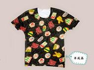 HIT HOP风 短袖T恤