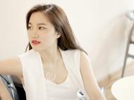 M.Q奎妮小姐 几何系列·圈圈/天然珍珠项链