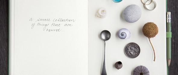 手工本、手绘,文字,可爱小物...排列组合美好的摄影作品