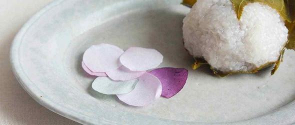 色彩美极了的手工布花与配饰