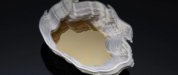银器的自然优雅姿态 | 当代银匠刘楠楠(@nan_nan.liu )作品赏析