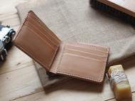 手作旅途 植鞣 手工 六卡位短钱包 多卡位短财布