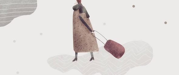 孤单身影里的温暖 | Sasha Malyaki