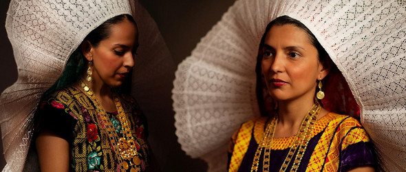 通过摄影记录和展现墨西哥独特之美:摄影师 Diego Huerta 的精彩墨西哥民俗摄影组图