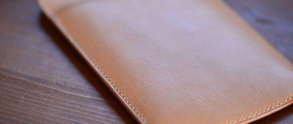 日本皮革艺人 Takayuki Yoshii 手工制作的高品质皮革小物欣赏