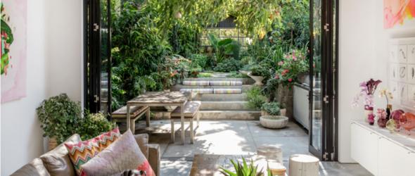 植感生活|花匠Sean Cook的家庭花园