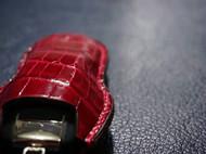 保时捷车钥匙包,新做的