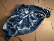 彰施|草木染羊毛人字纹围巾