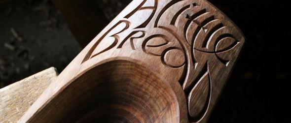 木匠和木雕艺人 David Fisher 手工雕刻的木碗集锦(多图)