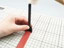 物致Vol.2手工皮具教程 |DIY一款适合新年的红腰带