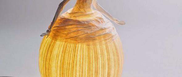 Guibrunet et Mouton-Perrat:优雅迷人的纸灯